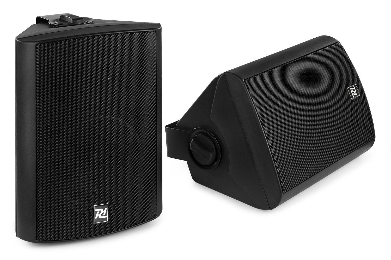 PD50AB Svart Installationshögtalare med BT