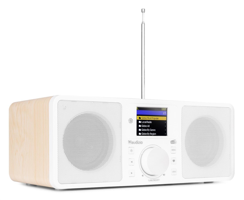 Audizio Rome Wifi Internet Stereo DAB+ Radio vit