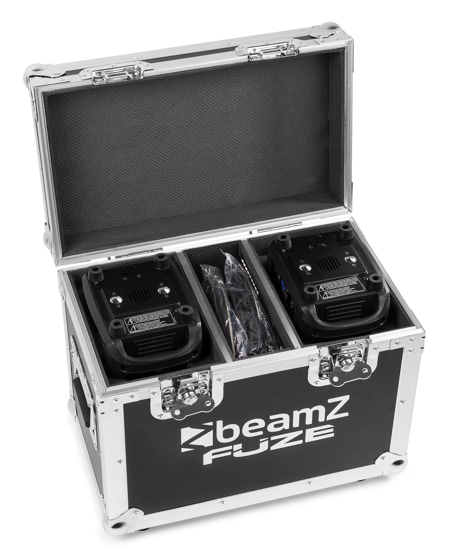 BeamZ FCFZ2 Flightcase Fuze for 2pcs MH
