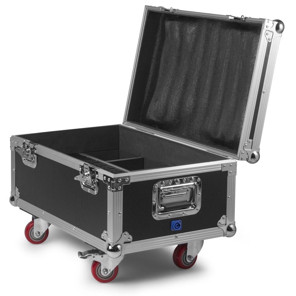 Beamz   FCC9 FlightCase för 8x BBP9 ser.