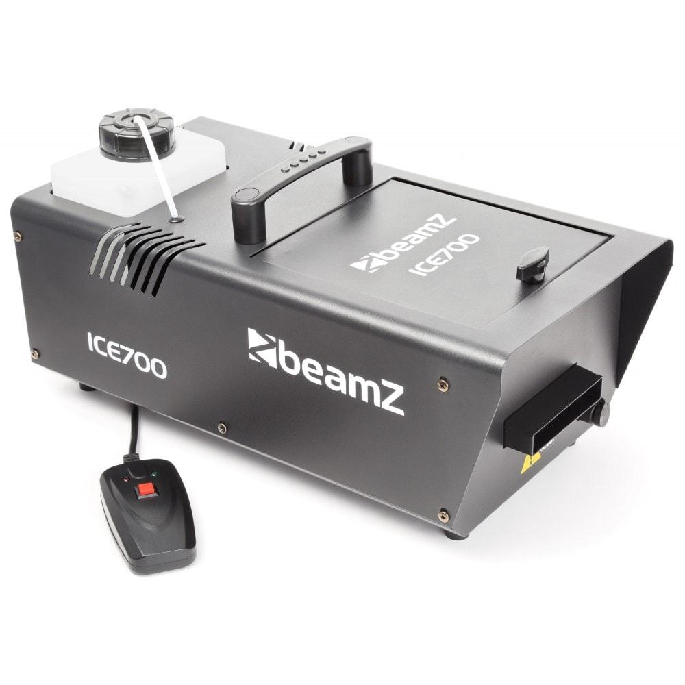 """BeamZ ICE700 isrökmaskin, med """"lågliggande"""" rökeffekt"""