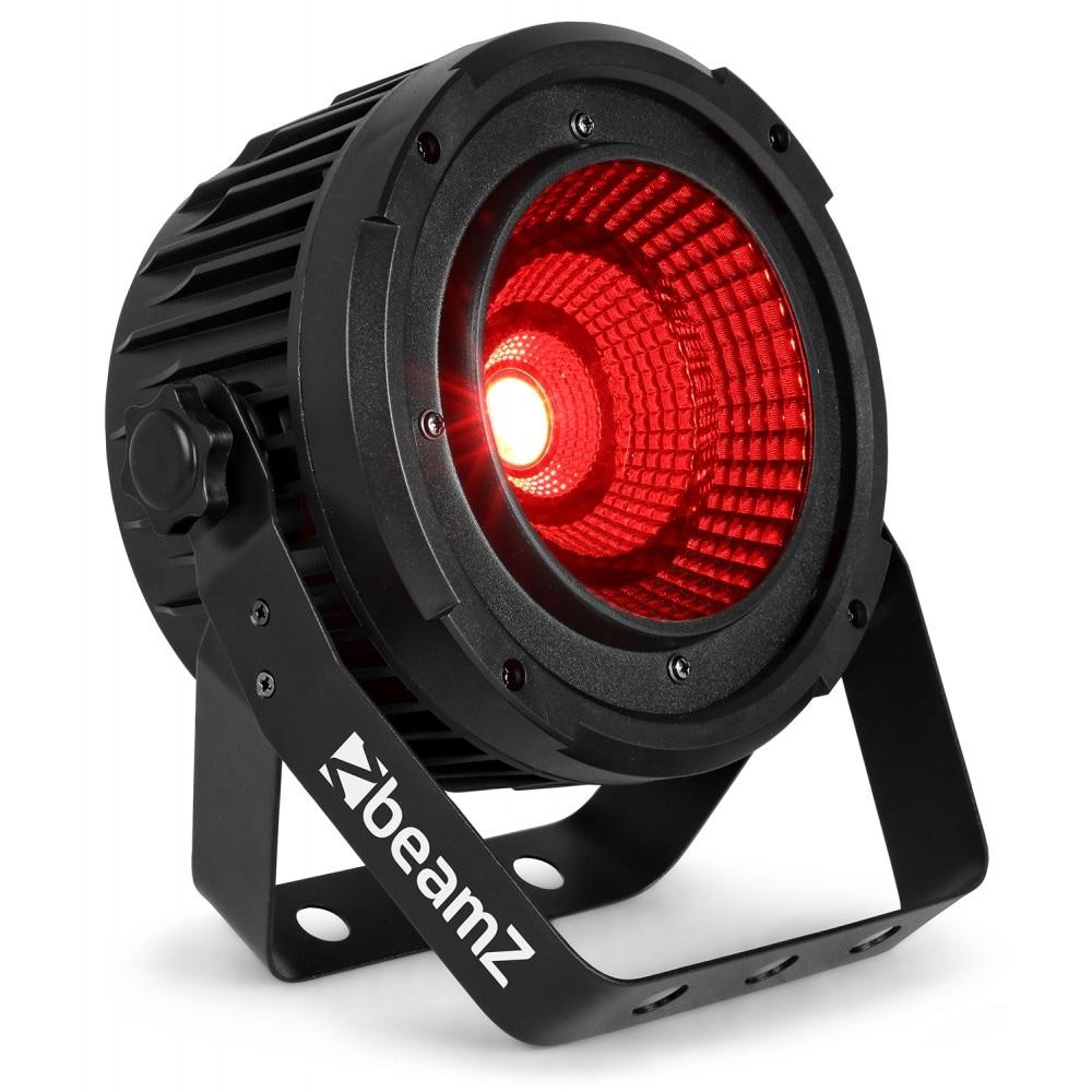 BeamZ COB50 5in1 RGBWA PAR Light DMX