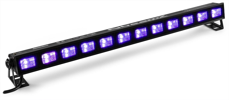 BeamZ BUVW123 LED bar 12x3W UV/WW 2 i 1