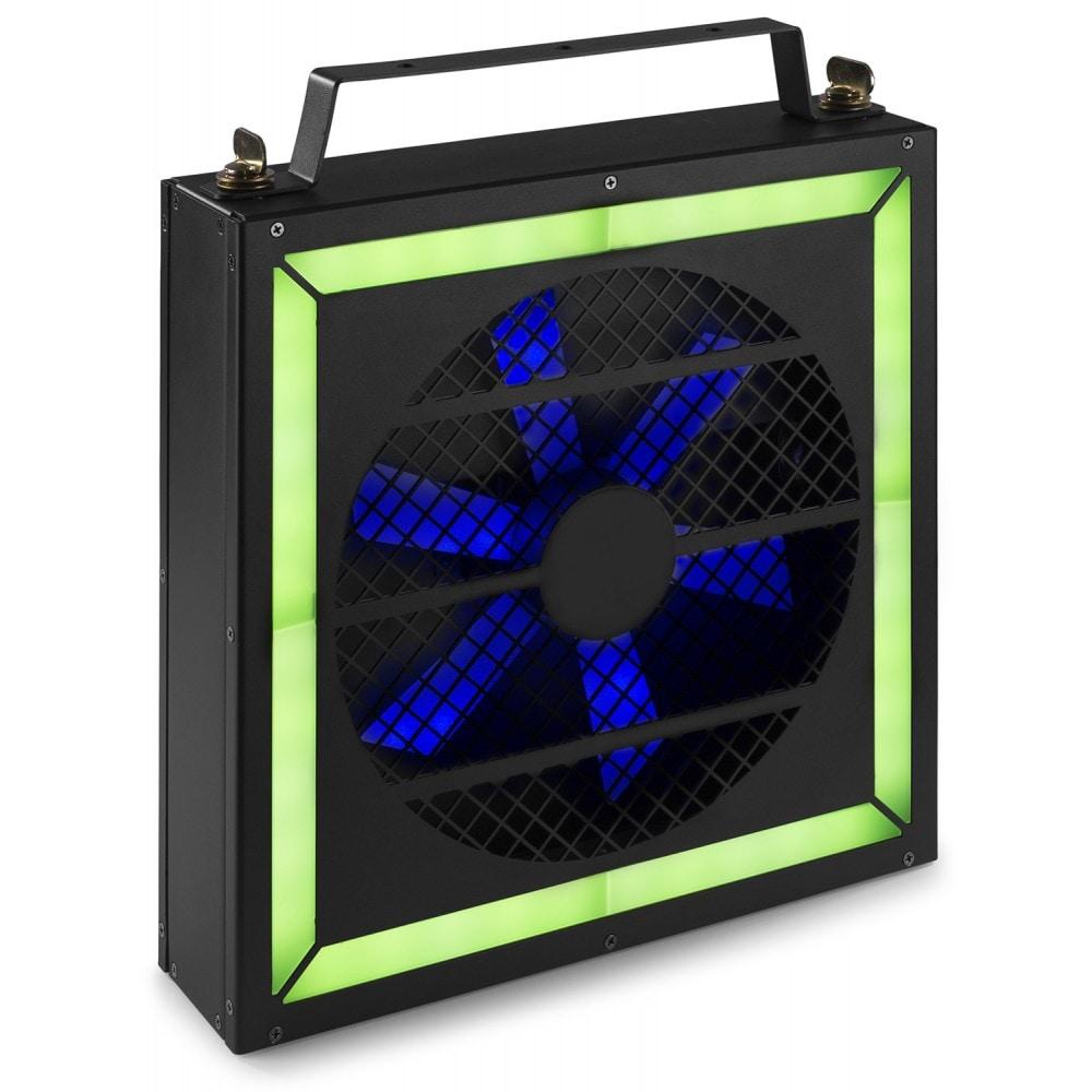 BeamZPro LED Twister 400 Fan RGB DMX