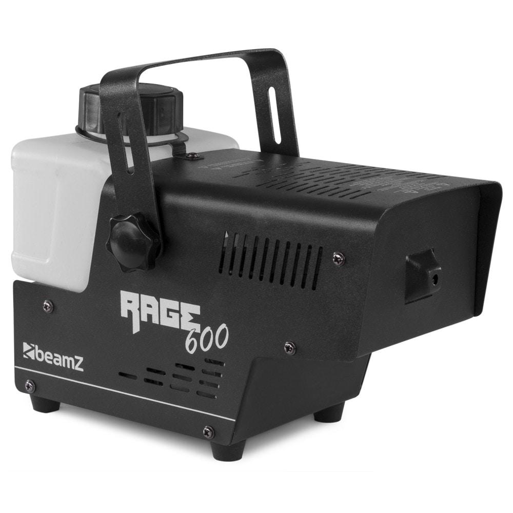 BeamZ Rage600 Rökmaskin trådlös kontroll