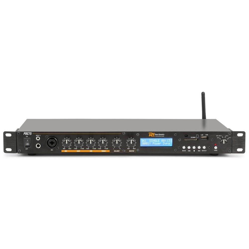 Power Dynamics PDC75 Media spelare/mixer IRC