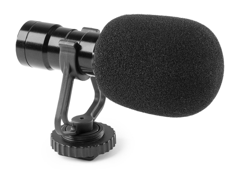 CMC200 kondensatormikrofon för telefon och kamera