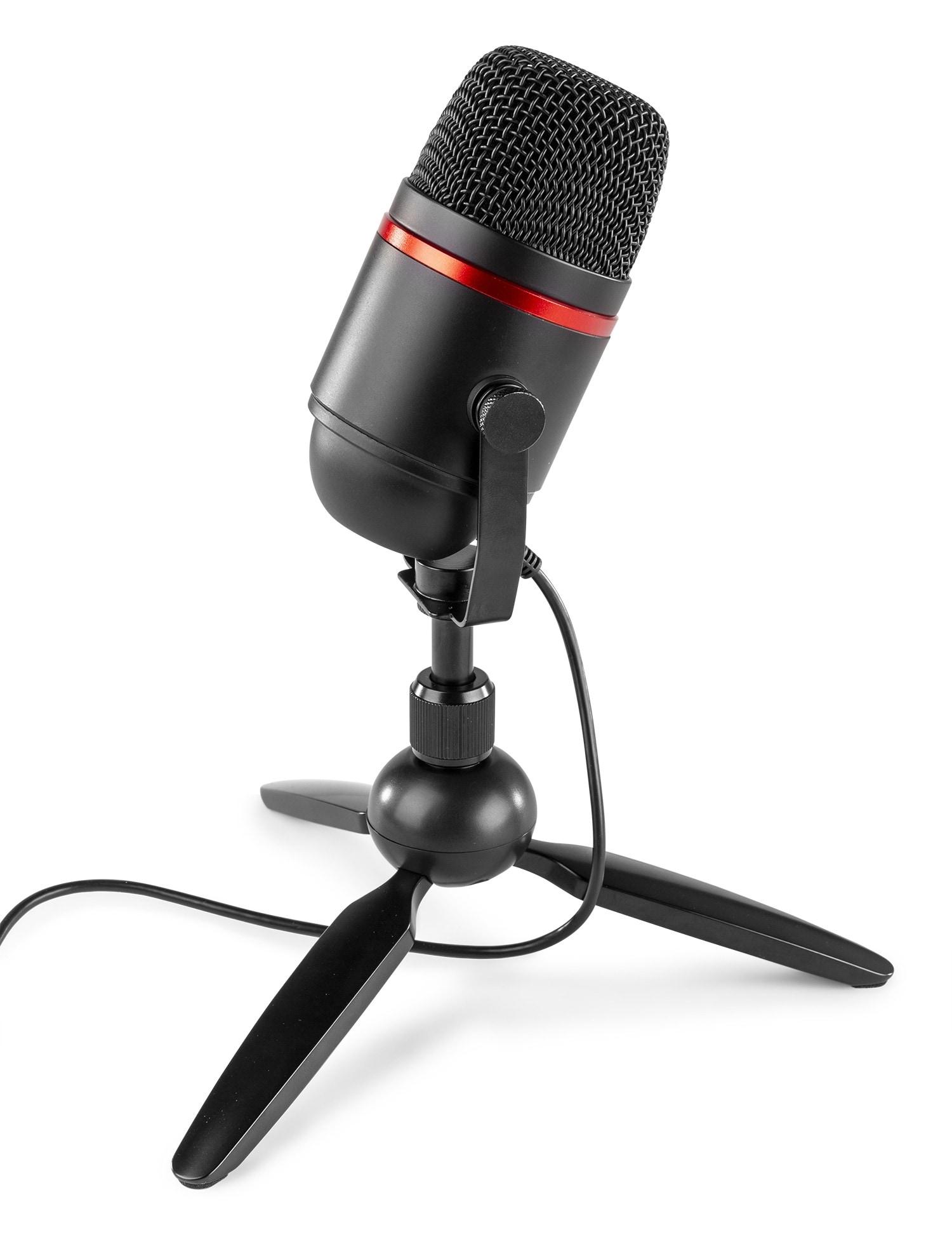 PD PCM100 kondensatormikrofon sats med usb