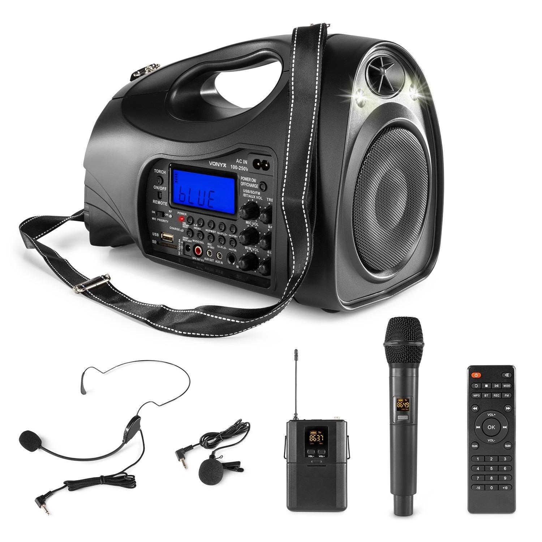 ST016 ljudsystem UHF Combi
