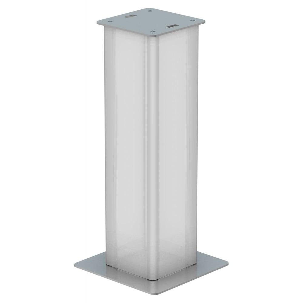 BeamzPro P30 Tower 1.0m 60x60B white spandex