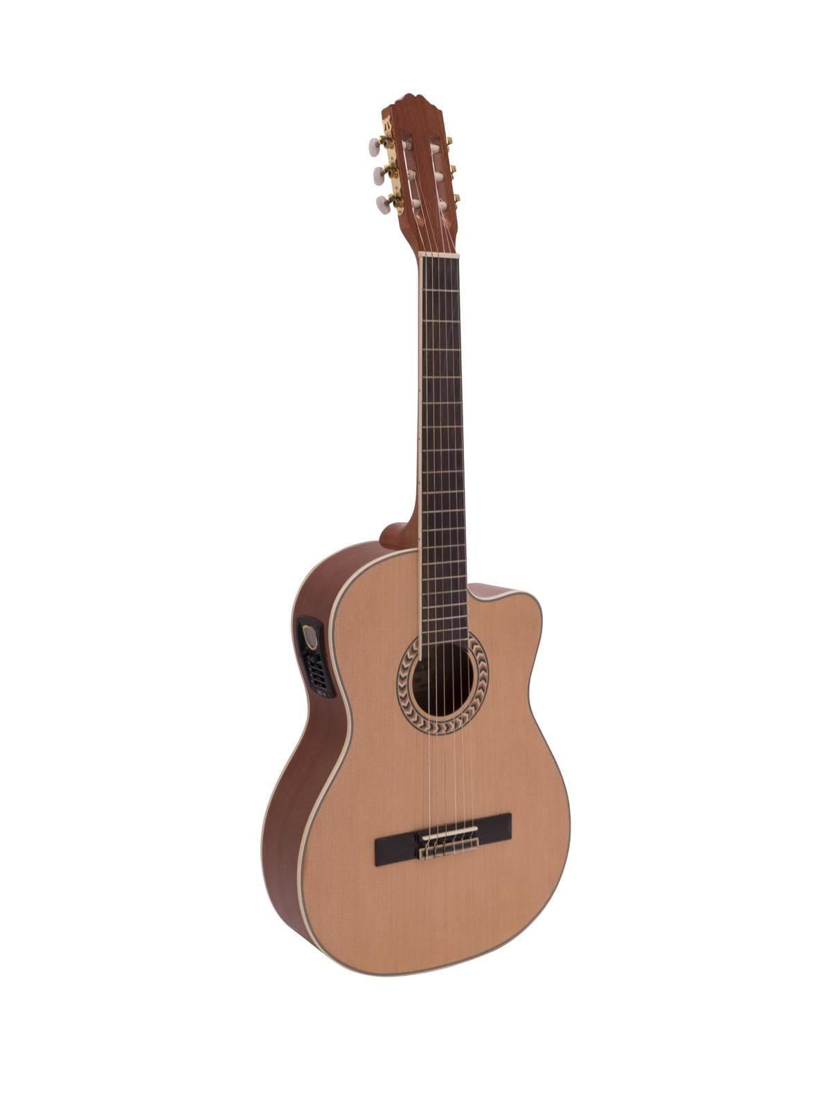 DIMAVERY CN-600 Classic guitar, nature