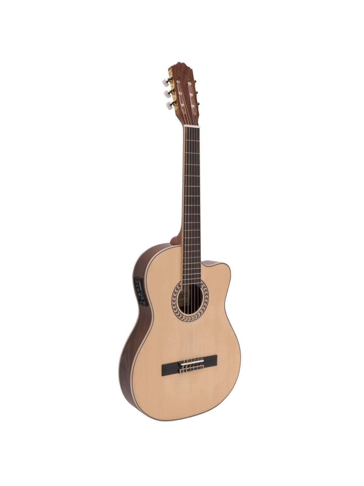 DIMAVERY TB-100 Classical guitar, nature