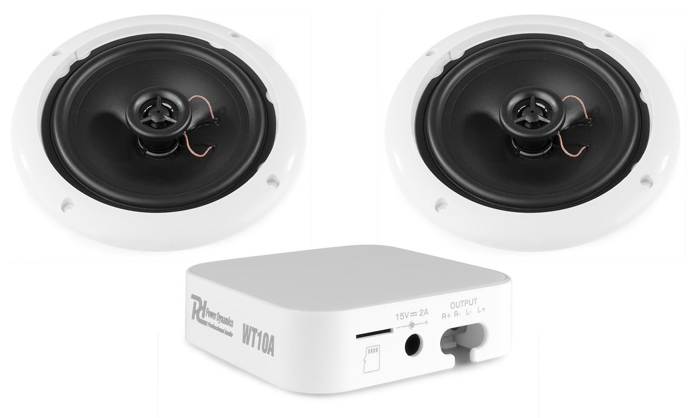 Power Dynamics WT10SET högtalare+Wifi Module