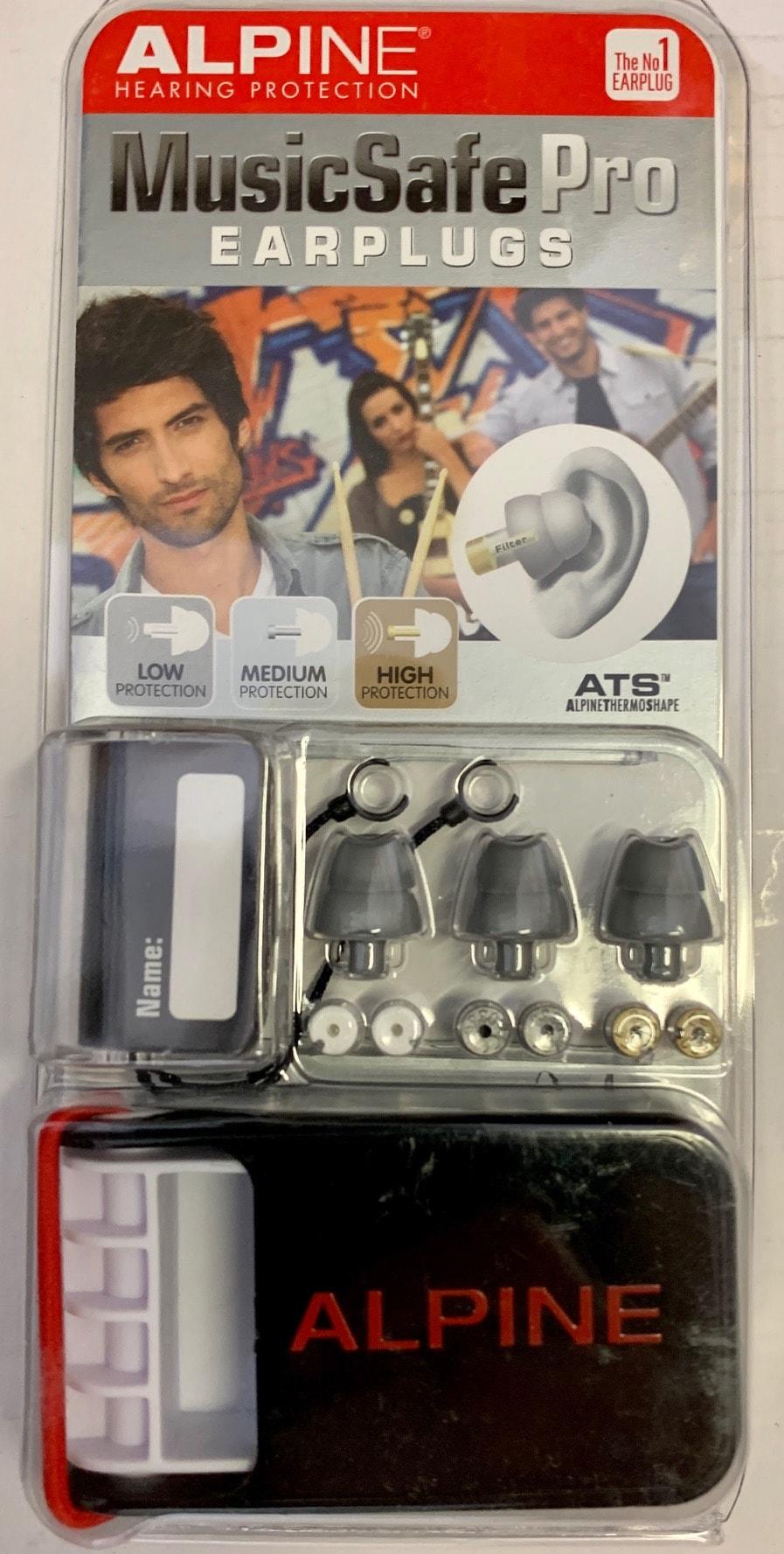 Alpine Musicsafe Ear Plugs