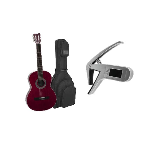 Gitarrpaket-Red