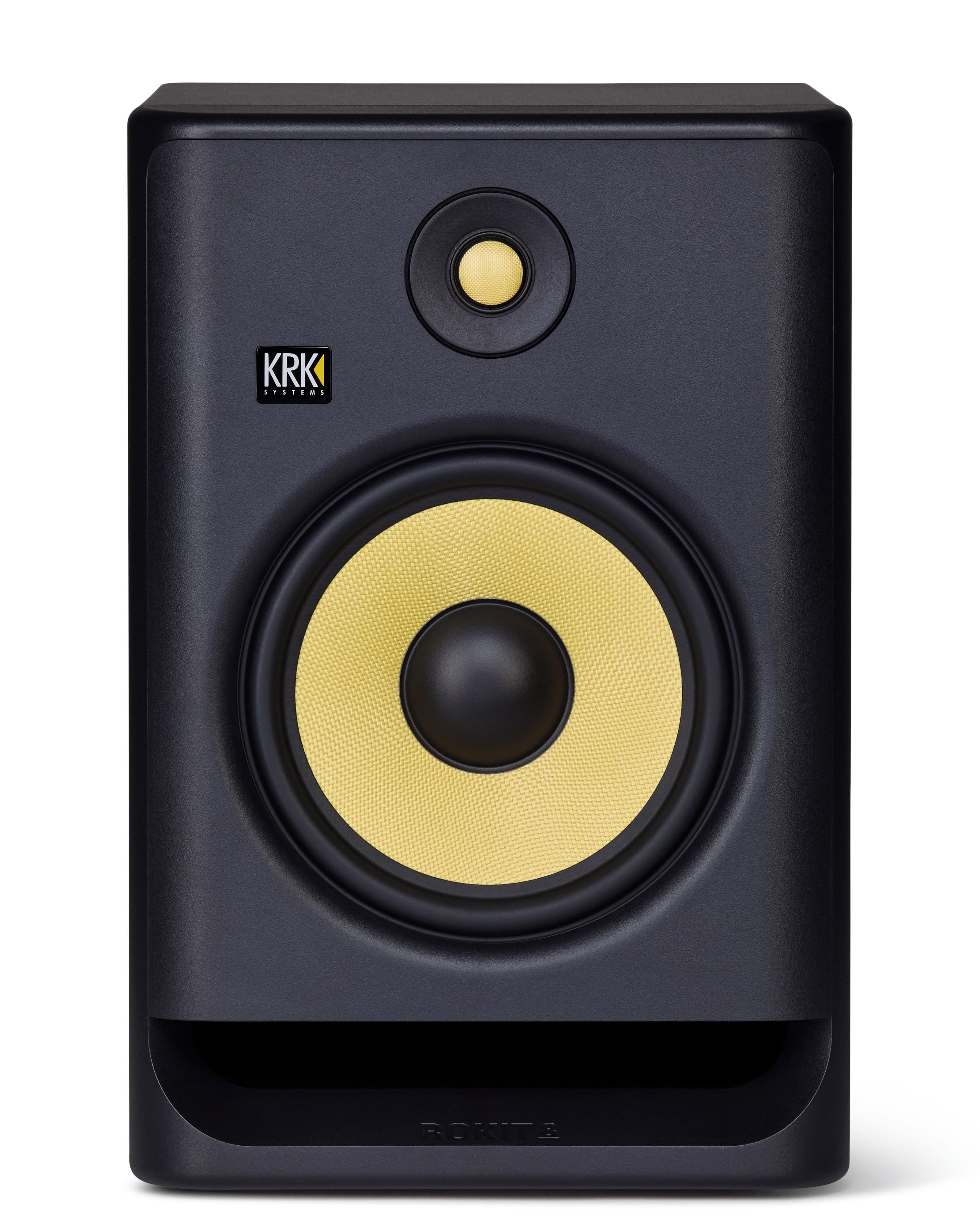KRK RP8G4 studiomonitor med DSP