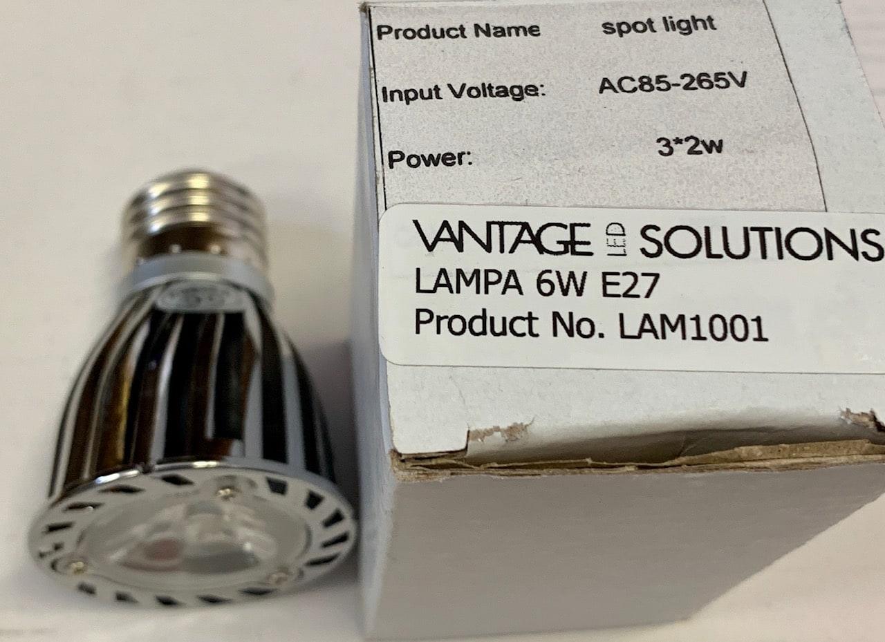 LED lampa E27