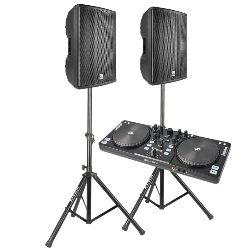 DJ-Set PD410A och Kontroller