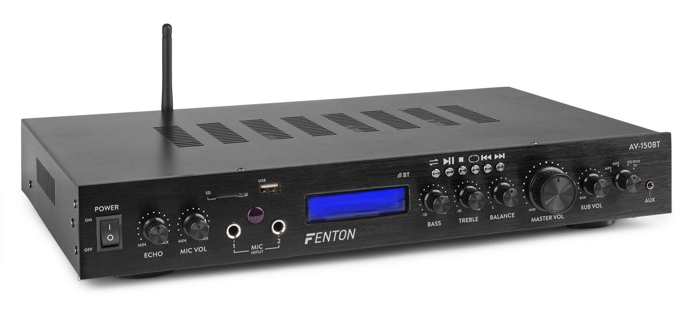 Fenton AV-150BT 5 ch, Hemmabiosystem