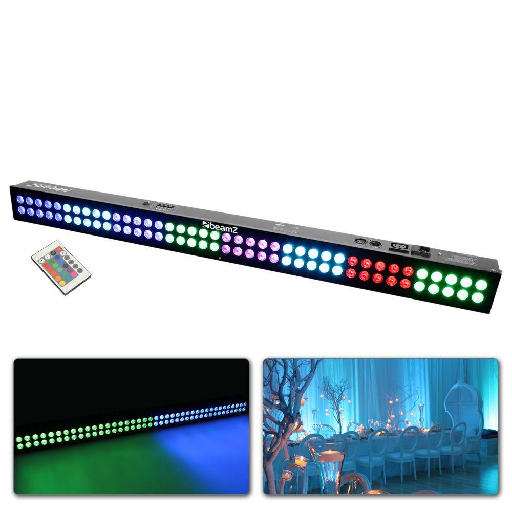 BeamZ LCB803  LED färger 80 x 3in1 DMX IRC