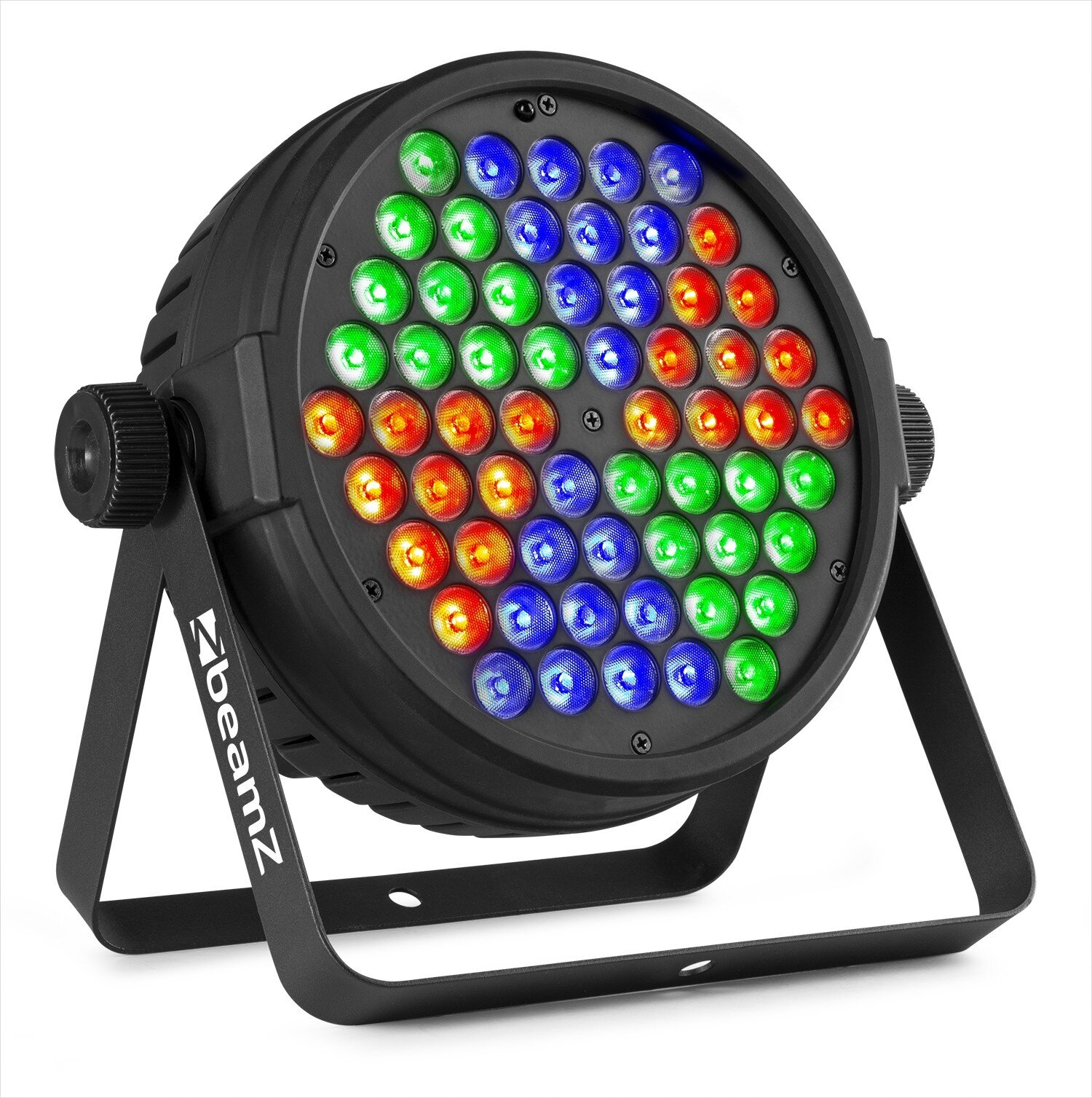Beamz BT450 Lättvikts Par 60x 3W RGB
