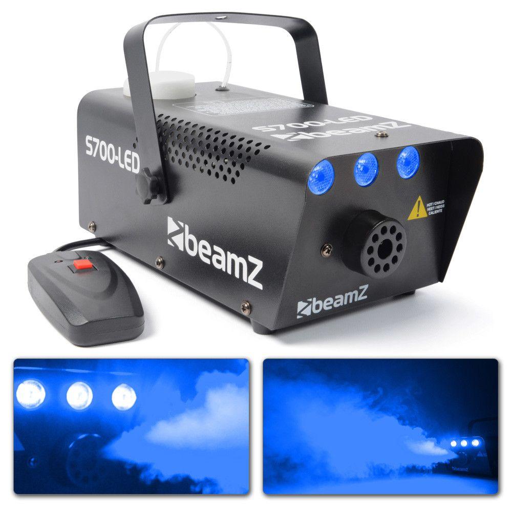 BeamZ S700LED Rökmaskin med Iseffekt med LED ljus