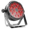 Beamz BT320 LED Flat PAR 18x6W 4-1 RGBW DMX IRC