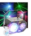 LED Sway JB, Laser R/G, 32pcs Tri LED Strobe IRC