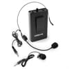 Vonyx BP10 UHF Bodypack Set 863.1Mhz